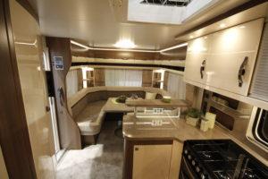 Hobby prestige 620 CL 9
