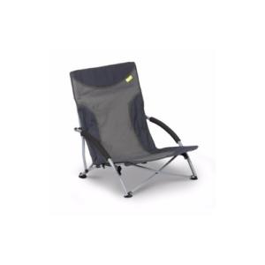 Stóll Sandy Low Chair - Charcoal