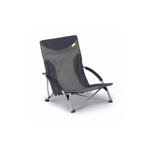 Stóll Sandy Low Chair - Charcoal